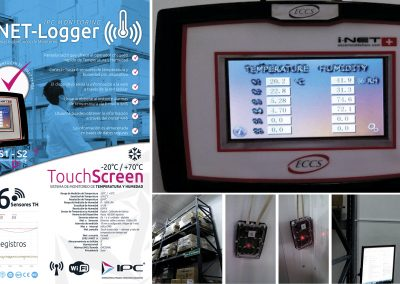 5. Implementación de Sistema de Monitoreo Online 24horas x 365 días - INET