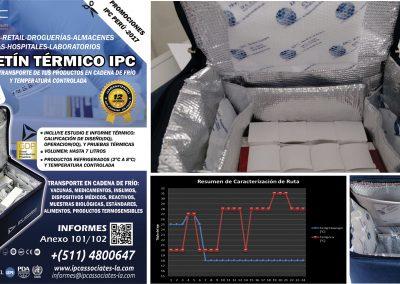 8. Maletín Térmico IPC  - 8 - Descargas
