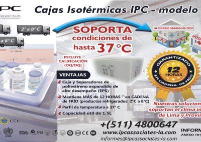 9. Cajas Térmicas IPC  - 9 - Descargas