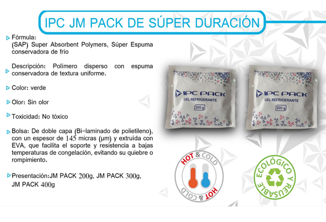 IPCJmPack2  - IPCJmPack2 - Cajas isotérmicas