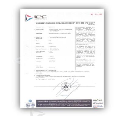 venta de termohigrometros - sevicio calib2 - Venta de termohigrometros – Instrumentos, monitores y registradores